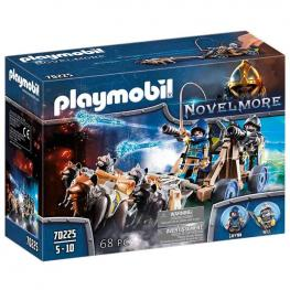 Playmobil - Novelmore: Ballesta de Agua Novelmore