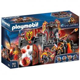 Playmobil - Novelmore: Fortaleza de los Bandidos de Burnham