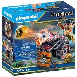Playmobil - Pirates: Pirata con Cañón