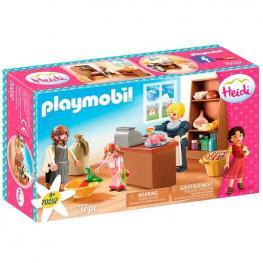 Playmobil - Heidi: Tienda Familia Keller