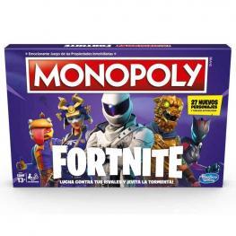 Monopoly Fortnite.