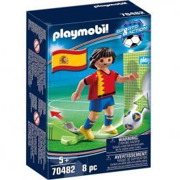 Playmobil - Sport & Action Jugador de Fútbol España