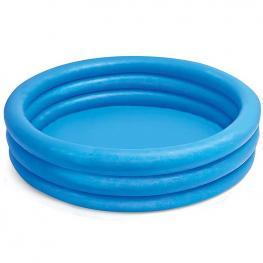 Piscina Hinchable 3 Aros Azul