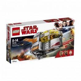 Lego Star Wars - Transportador Pod Resistencia.