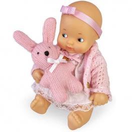 Barriguitas - Set de Bebé con Ropita Rosa
