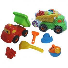 Conjunto Camión Playa con Accesorios
