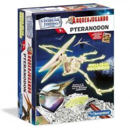 Arqueojugando Pteranodon Fluor