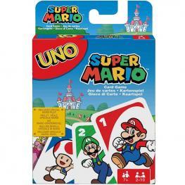 Juego de Cartas Uno Super Mario