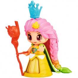 Pin y Pon - Queen Vestido Amarillo