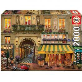 Puzzle Galerie París 2000 piezas.-