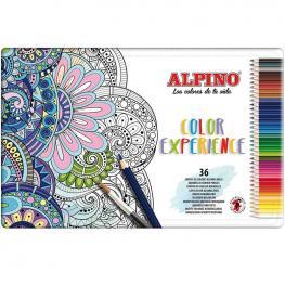 36 Lápices de Colores Acuarelales