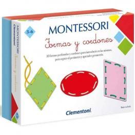 Montesori Formas y Cordones