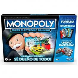 Monopoly Super Electronic Banking.
