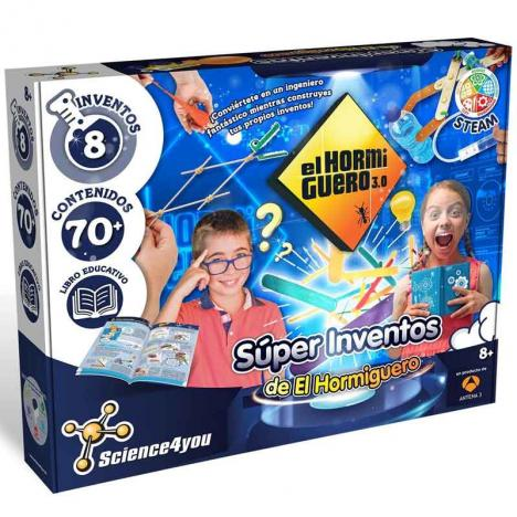 Science4you - Super Inventos del Hormiguero