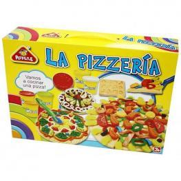 Estuche Plastilina La Pizzería