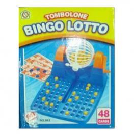 Lotería Bingo 48 Cartones