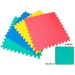 Puzzle Eva 4 Piezas 60X60 cm.