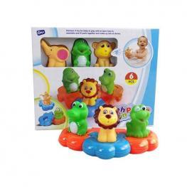 Set Figuras de Baño