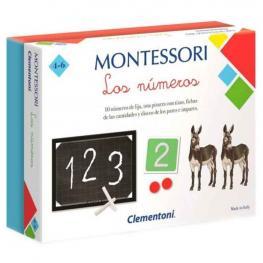 Montesori Los Números