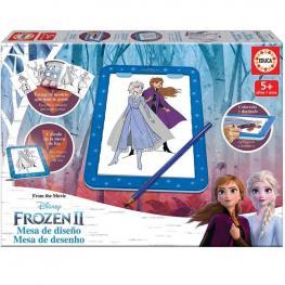 Frozen Mesa de Diseño con Luz