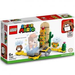 Lego Super Mario - Pokey del Desierto Set de Expansión