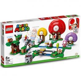 Lego Super Mario - Caza del Tesoro de Toad Set de Expansión