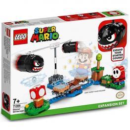 Lego Super Mario - Avalancha de Bill Balazos Set de Expansión