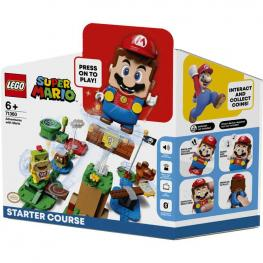 Lego Super Mario - Aventuras con Mario Pack Inicial