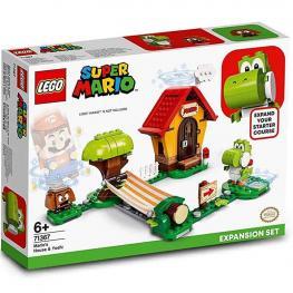 Lego Super Mario - Casa de Mario Y Yoshi Set de Expansión