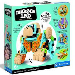 Maker's Lab Animales en Movimiento