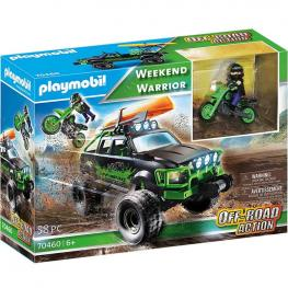 Playmobil - Todoterreno Aventuras