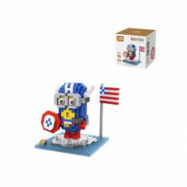 Loz - Minion Capitán América.