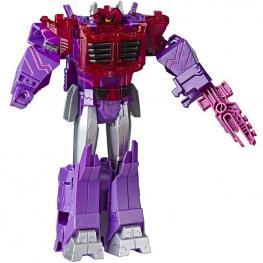 Transformers Cyberverse Ultimate Figura Shockwave
