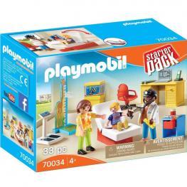 Playmobil - StarterPack Consulta de Pediatría
