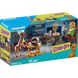 Playmobil Scooby-Doo! - Cena con Shaggy