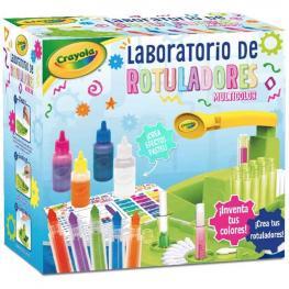 Laboratorio Rotuladores Multicolor