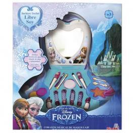Frozen Corazón Musical Maquillaje