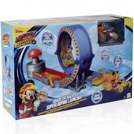 Lanzador Superlooping de Mickey Mouse