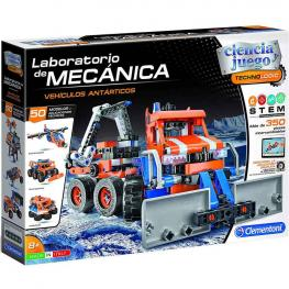 Laboratorio de Mecánica Vehículos Antárticos