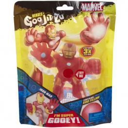 Goo Jit Zu - Figura Iron Man