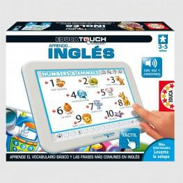TOUCH JUNIOR APRENDO INGLES