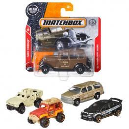 Matchbox Vehículos Surtidos