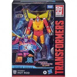 Transformers, Figura Studio Series Hot Rod