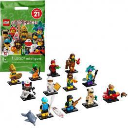 Lego - Minifiguras Sorpresa Serie 21