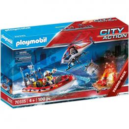 Playmobil - City Action: Misión Rescate