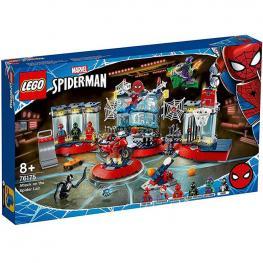 Lego Super Héroes Marvel - Spider-Man Ataque a la Guarida Arácnida