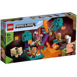 Lego Minecraft - El Bosque Deformado