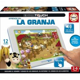 TOUCH JUNIOR LA GRANJA