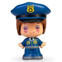My First Pin Y Pon Figura Policía