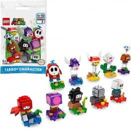Lego Super Mario - Minifiguras Packs de Personajes Edición 2